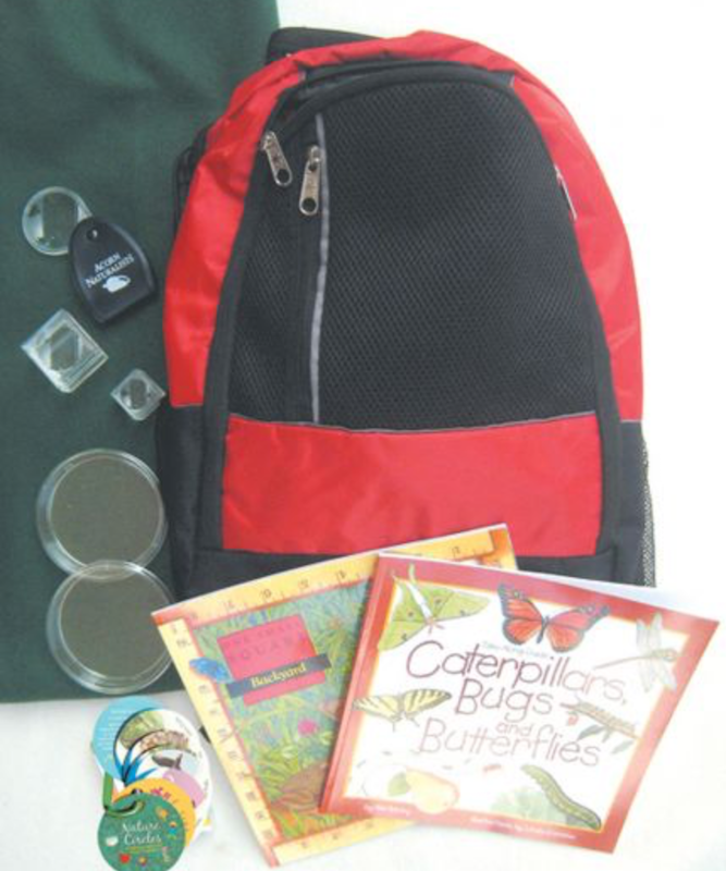 Get Outdoors! Young Explorer Field Pack