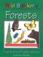 North American Forests (Wild Stickers Series)