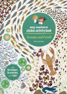 Streams & Ponds (My Nature Sticker Activity Book Series)