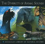 Diversity of Animal Sounds, The (CD)