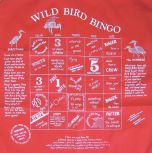 Wild Bird Bingo Scarf (Fundana Bandana)