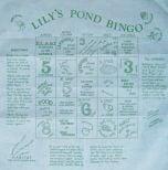 Pond Bingo Scarf (Fundana® Bandana)