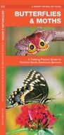 Butterflies And Moths Of North America (Pocket Naturalist® Guide).