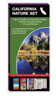 California Nature Set: Field Guides to Wildlife, Birds, Trees & Wildflowers (Pocket Naturalist® Guide Set)