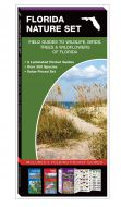 Florida Nature Set: Field Guides to Wildlife, Birds, Trees & Wildflowers (Pocket Naturalist® Guide Set)