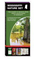 Mississippi Nature Set: Field Guides to Wildlife, Birds, Trees & Wildflowers (Pocket Naturalist® Guide Set)
