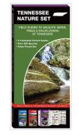 Tennessee Nature Set: Field Guides to Wildlife, Birds, Trees & Wildflowers (Pocket Naturalist® Guide Set)