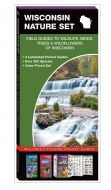 Wisconsin Nature Set: Field Guides to Wildlife, Birds, Trees & Wildflowers (Pocket Naturalist® Guide Set)