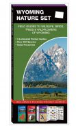 Wyoming Nature Set: Field Guides to Wildlife, Birds, Trees & Wildflowers (Pocket Naturalist® Guide Set)