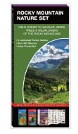 Rocky Mountain Nature Set: Field Guides to Wildlife, Birds, Trees & Wildflowers (Pocket Naturalist® Guide Set)