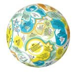 Green Earth Instructional Play Ball (Clever Catch®)