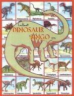 Dinosaur Bingo Game