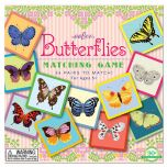 Butterflies Matching Game