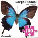 Butterfly (100 Piece Puzzle)