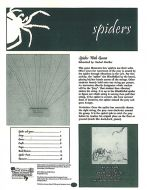 Spiders: The Spider Web Game and Other Arachnid Adventures (NAI Interpretive Booklet Series)