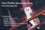 Barn Owl Pellet Kit (Individual Student)