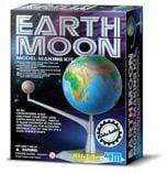 Earth & Moon Model Making Kit