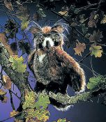 Owl (Great Horned) Puppet