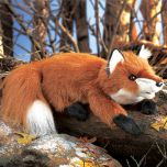Fox (Red) Puppet,Young