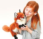Fox (Red) Puppet, Adult