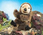 Otter (Sea) Puppet, Young