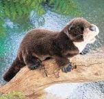 Otter (River) Puppet