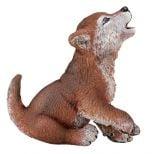 Wolf Pup (Gray) Model.