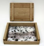 Leopard (Snow) Kind Fur® (Boxed)