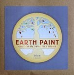 Earth Clay Paint Packet: Blue