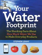 Your Water Footprint, The Shocking Facts About How Much Water We Use To Make Everyday Products.