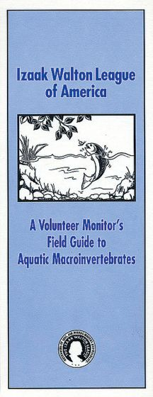 Laminated Guide To Aquatic Macro-Invertebrates