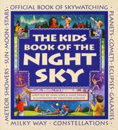 Kids Book of the Night Sky (The)