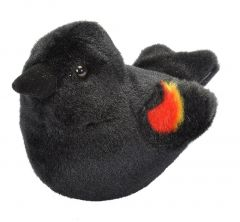 Blackbird (Red-Winged) Audubon Plush®