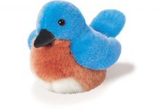 Bluebird (Eastern) Audubon Plush®