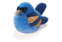 Grosbeak (Blue) Audubon Plush®