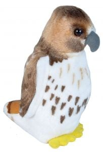 Hawk (Red-Tailed) Audubon Plush®