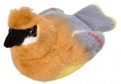 Waxwing (Cedar) Audubon Plush®