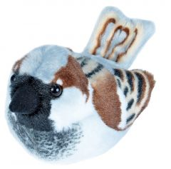 Sparrow (House) Audubon Plush®