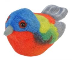 Bunting (Painted) Audubon Plush®