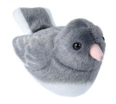 Junco (Dark Eyed) Audubon Plush®