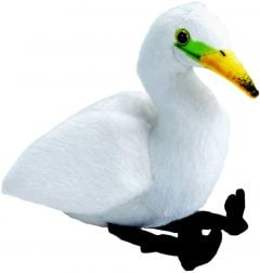 Egret (Great) Audubon Plush®