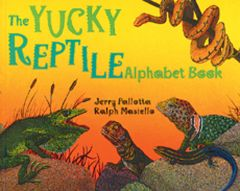 Yucky Reptile Alphabet Book (The)