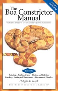 Boa Constrictor Manual (The)