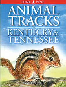 Animal Tracks: Kentucky & Tennessee (Lone Pine Tracking Guide)