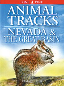 Animal Tracks: Nevada & the Great Basin (Lone Pine Tracking Guide)