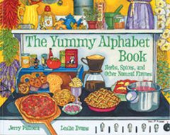 Yummy Alphabet Book (The)