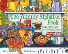Yummy Alphabet Book (The)