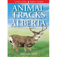 Animal Tracks: Alberta (Lone Pine Tracking Guide)