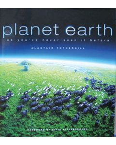 Planet Earth, As You Have Never Seen It Before (Book)
