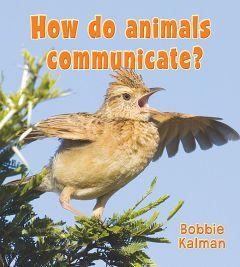Communication: How Do Animals Communicate (Big Science Ideas Series)